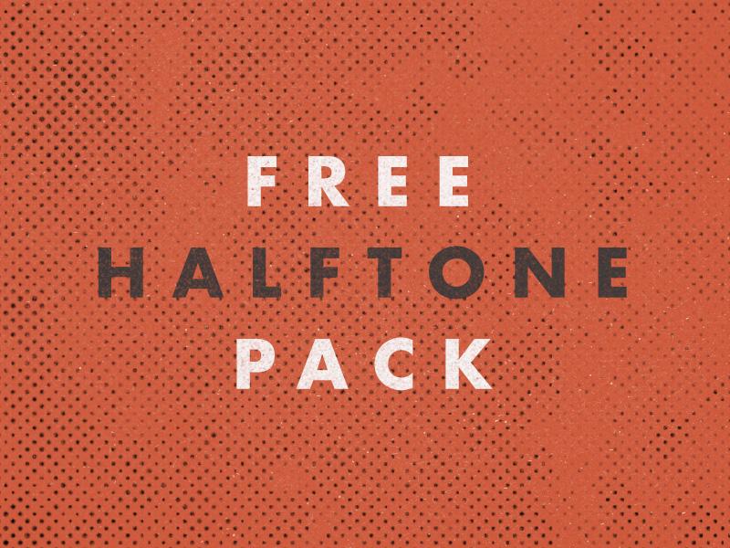 Free Halftones